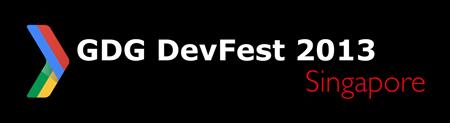 GDG Singapore DevFest 2013