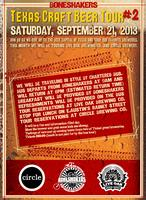 Boneshakers TX Craft Beer Tour #2