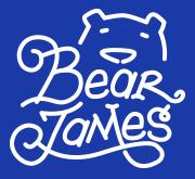 Bear James logo