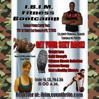 I.B.I.M. Fitness Bootcamp