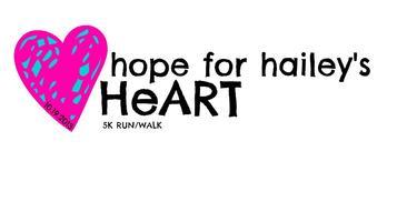 Hope For Haileys Heart 5K Run/Walk