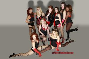 A Night of Horror Burlesque