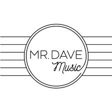 Mr. Dave Music logo