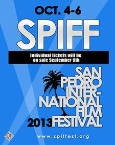 San Pedro International Film Festival logo