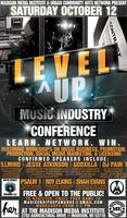 Level Up! Free Music Industry Conference