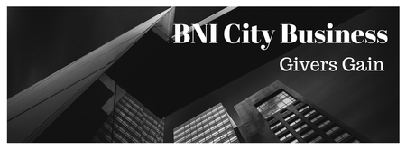 BNI City Business Networking Event