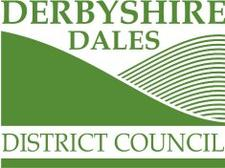 Derbyshire Dales District Council .   logo