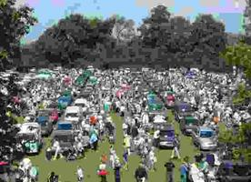 Eccleshall Bank Holiday Car Boot Sale & Market
