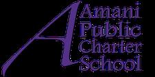 Amani Public Charter School logo