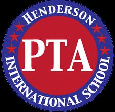 Henderson International School PTA logo