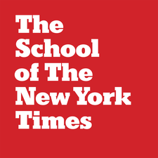 The School of The New York Times logo