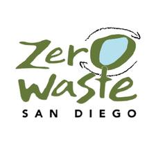 Zero Waste San Diego logo