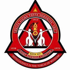 Gary Alumnae Chapter Delta Sigma Theta Sorority, Inc.  logo