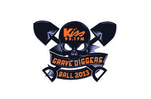 Kiss 95.1 Grave Diggers Ball ft. Flo Rida