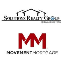 Solutions Realty Group & Movement Mortgage logo