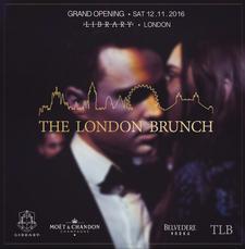 The London Brunch logo