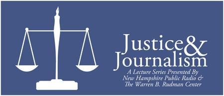 Justice and Journalism Speaker Series with Carrie Johnson