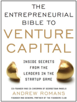 Boston VC Bible Book Tour & Venture Capital Roundtable