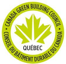 Conseil du bâtiment durable du Canada - Québec logo