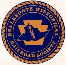 Bellefonte Historical Railroad Society logo