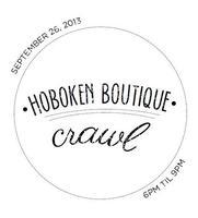 Hoboken Boutique Crawl