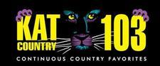 Kat Country 103 logo