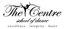 The Centre School of Dance  logo