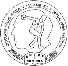 Escuela Normal de Educación Física. logo