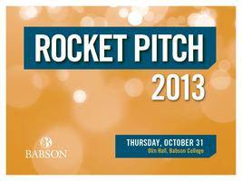 2013 Rocket Pitch