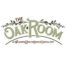 The Oak Room at Nelson's Green Brier Distillery logo