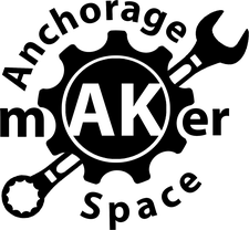 Anchorage Makerspace logo