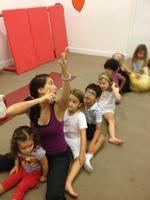 Mini Superyogis Class with Karen Mejia-Jones