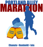 2013 Portland Alley Marathon