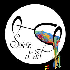 Soirée d'art logo