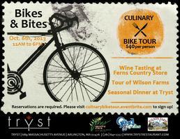 Bikes & Bites 2013: Culinary Bike Tour