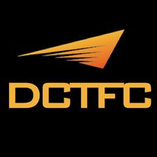 Davis Community Track and Field Club logo
