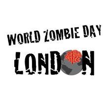 World Zombie Day: London logo