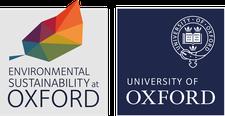 University of Oxford Estates Services Environmental Sustainability team logo