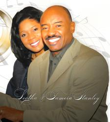 Leotha & Tamera Stanley  / Musicallee Yours  logo