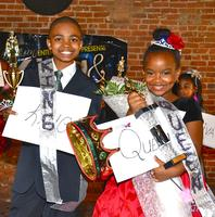 King & Queen Kids Fashion Pageant