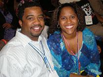 Michael and Meagan Brown logo