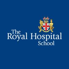 The Royal Hospital School logo