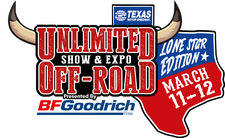 Unlimited Off-Road Expo logo
