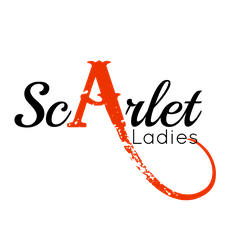 Scarlet Ladies Talk logo