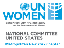 Metro NY Chapter of the USNC for UN Women logo
