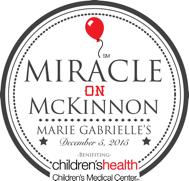 MIRACLE on McKinnon logo