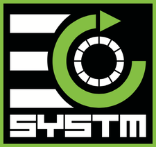 ECO-SYSTM Coworking logo