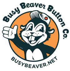 Busy Beaver Button Co. logo