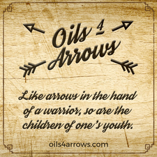 Oils 4 Arrows Public Events logo