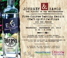 Journey & Savor: The Spirit Edition